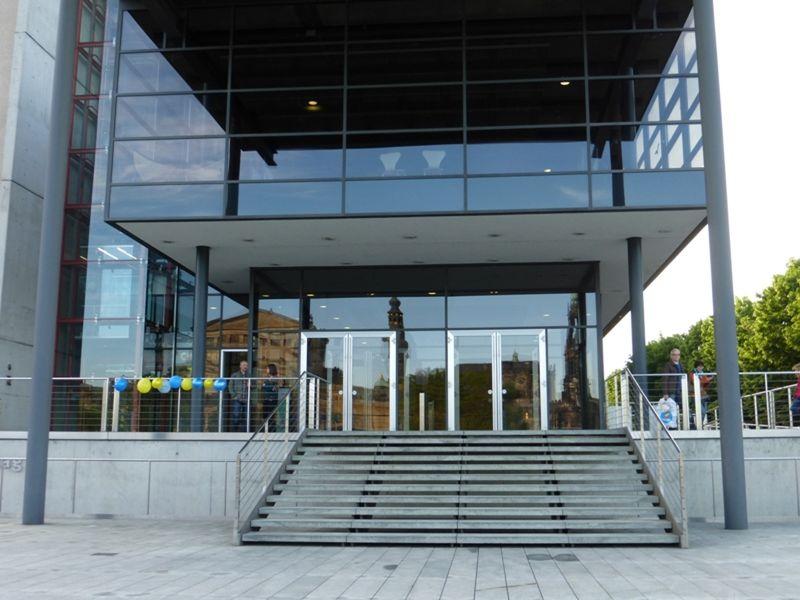 Main entrance - Dresden