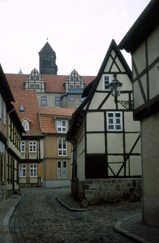 Finkenherd 2001 - Quedlinburg
