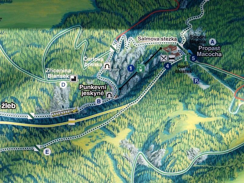 Punkevni Caves: Visitor Information