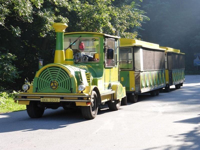 Vlácek - The Little Train