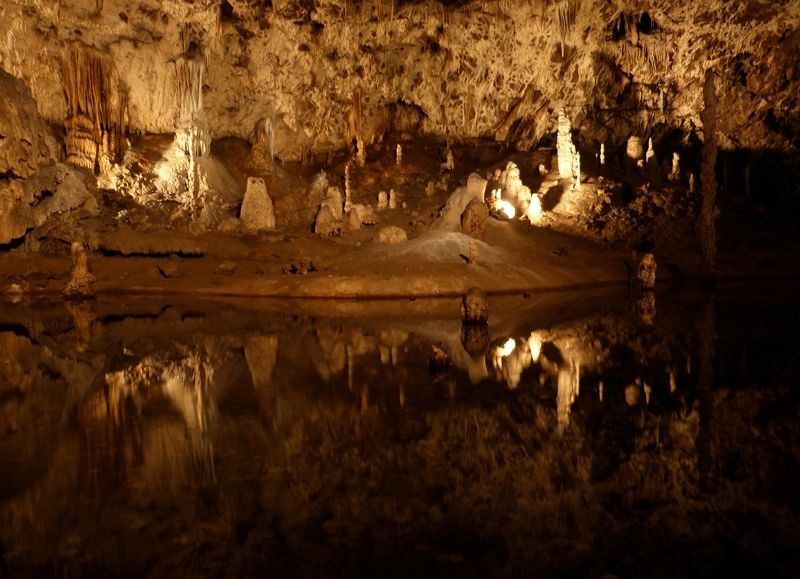 The Flowstone Cave