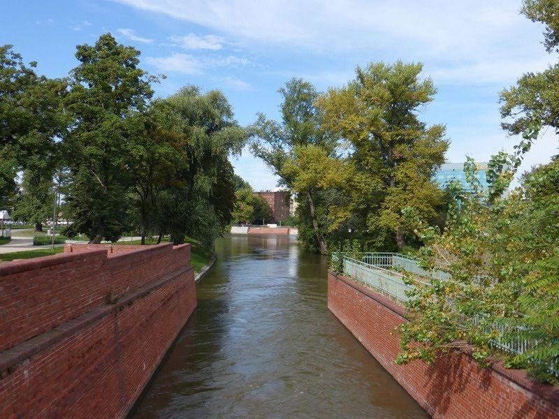 A Walk on the Islands - Wroclaw