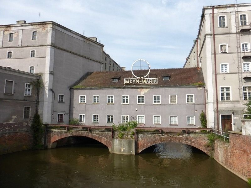 Old mill - Wroclaw
