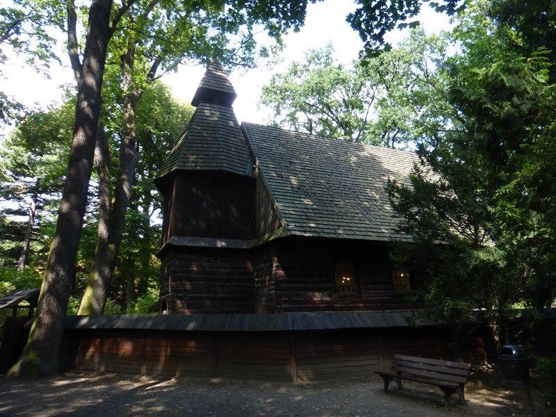 Little Wooden Church - Wroclaw