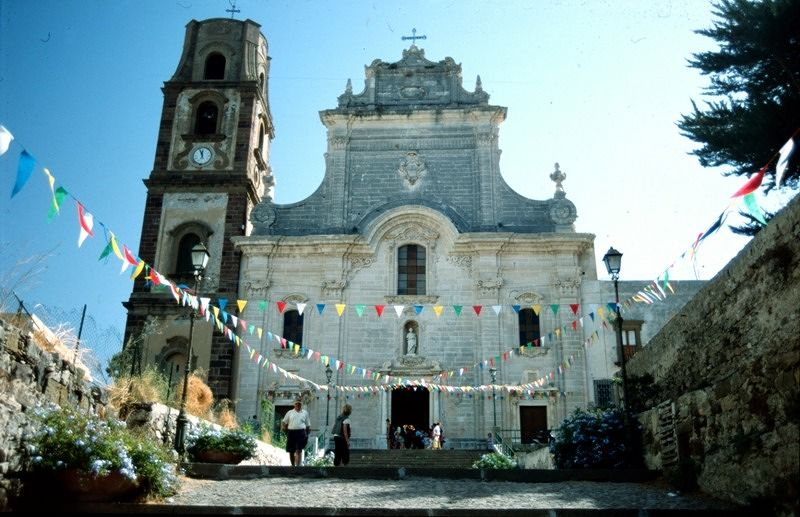 Aeolian Islands: Lipari - Sicilia