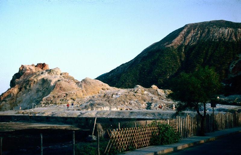 Aeolian Islands: Vulcano - Sicilia