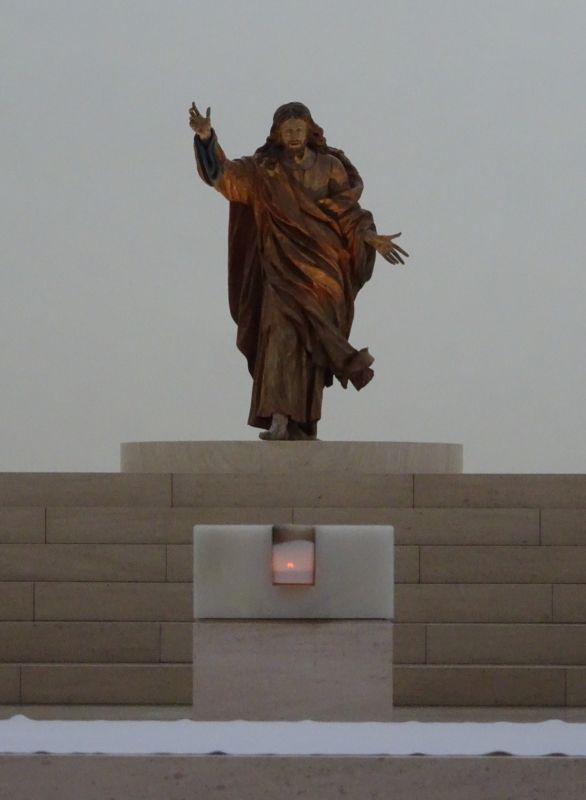 Salvator statue - Augsburg
