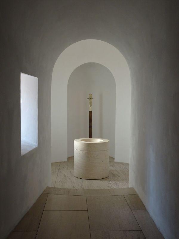 Baptismal chapel - Augsburg