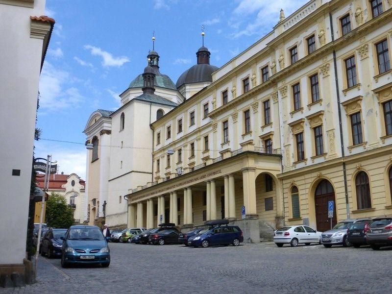 Kostel sv. Michala - Church of St Michael - Olomouc