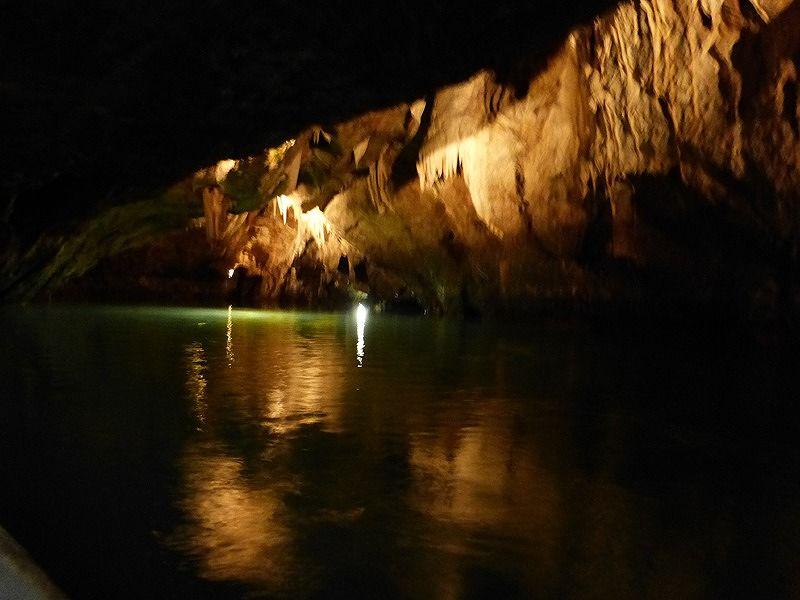 Boat Cruise On The Underground Punkvá River