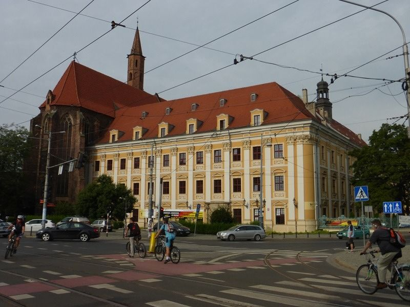 Faculty of Philology – Premonstratense convent - Wroclaw
