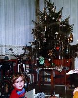 Christmas Eve 1971: I got my first bicycle! - Germany