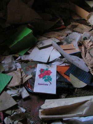 Postcards on the ground - Vorumaa