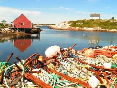 The harbour - Peggy's Cove