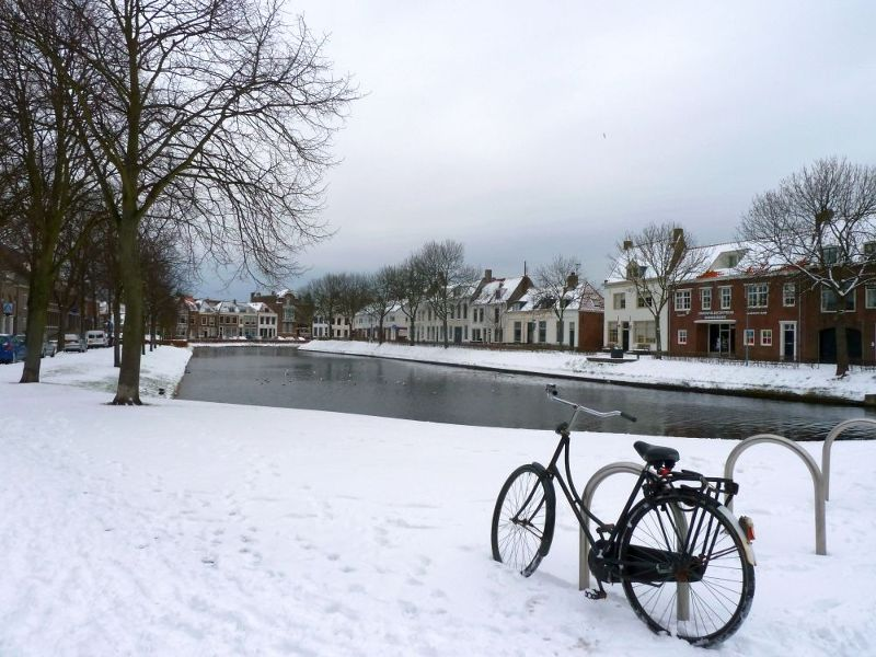 Middelburg snowed in - Middelburg