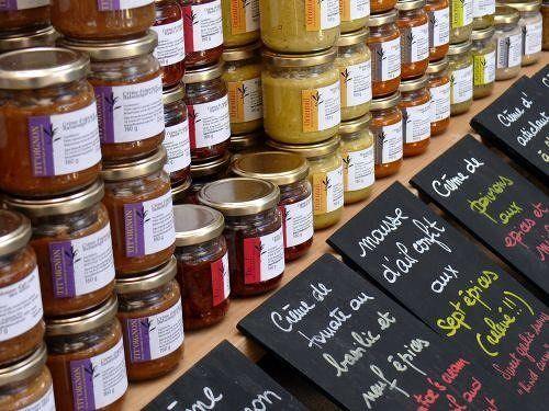 On the market in Aups - Provence-Alpes-Côte d'Azur