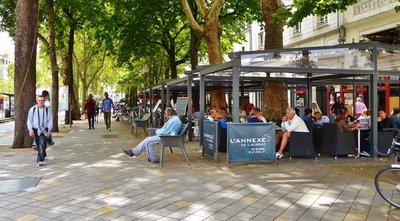 L'Annexe de l'Aubrac Restaurant in Tours