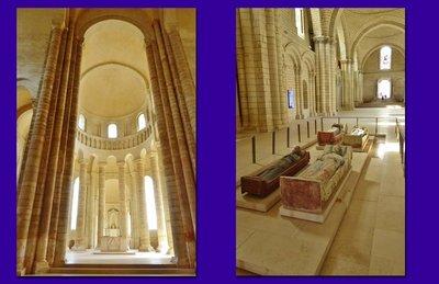 Fontevraud L'Abbaye Royale