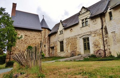 Priory at Saint-Rémy-la-Varenne