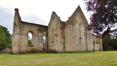 Abbaye de l'Ile Chauvet
