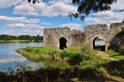 Le Moulin Pendu on the Loire