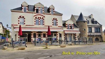 Hotel de la Plage in Piriac-sur-Mer