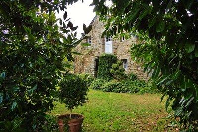 Main House at Kermoureau