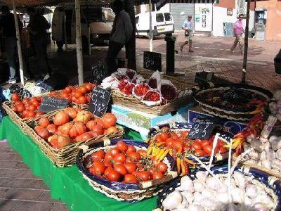 Vegetables for sale - Nice