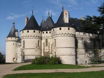 Château de Chaumont in the Loire Valley