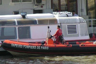 Paris Firemen / Pompiers - France