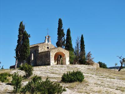 Chapel of St. Sixte - Eygalières