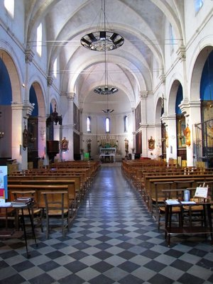 Eglise Saint Joseph in Boulbon
