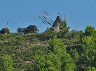 Moulin Bonnet near Boulbon
