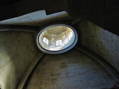 Eglise Notre Dame de Grace, the Lantern