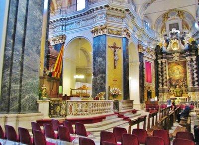Cathédrale Sainte-Réparate in Nice