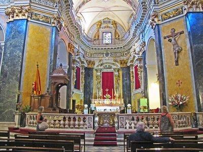 Cathédrale Sainte-Réparate, Nice