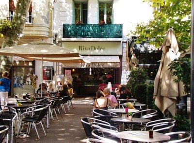 Rive Dolce Gelato, Vence, France
