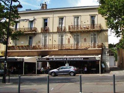 La Brasserie Dracenoise in Draguignan