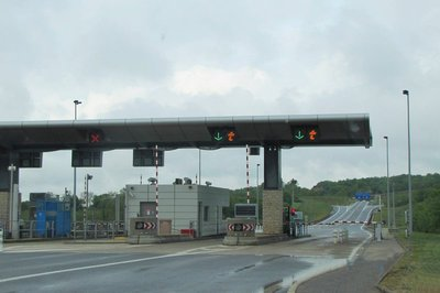 AutoRoute Toll Booth