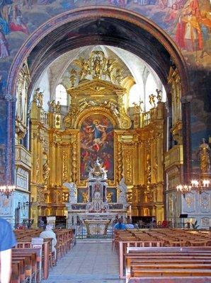 Notre-Dame-des-Anges Collegiate Church