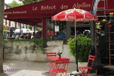 Le Bistro des Alpilles in Saint-Remy-de-Provence