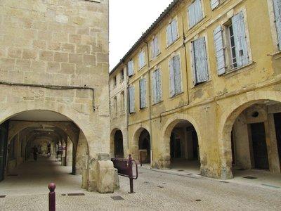 Des Halles in Tarascon
