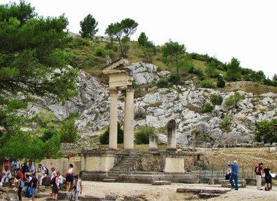 Glanum Archeological Site