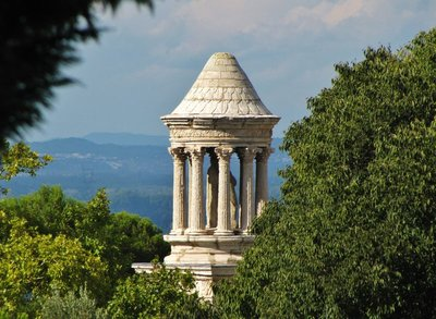 Mausoleum of the Julii at Les Antiques