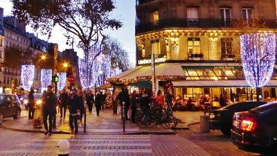 St. Germain at Christmas
