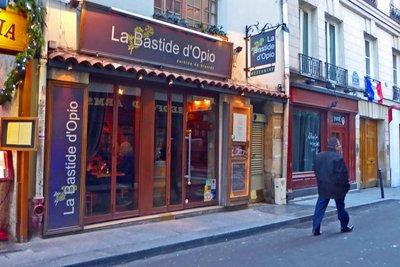 La Bastide d'Opio, our favorite Paris restaurant