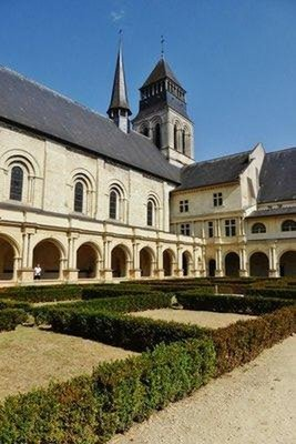 Fontevraud L'Abbaye 2016