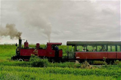 The Little Steam Train of the Somme