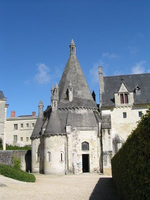 Fontevraud Abbay Kitchens 2006
