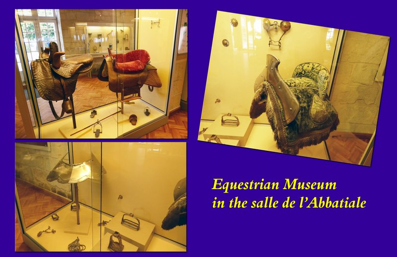 Equestrian Museum at Château de Saumur